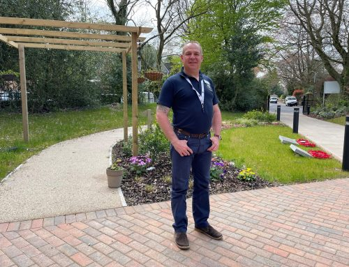 Army Veteran Colin On New Manoeuvres As Our Head Of Facilities