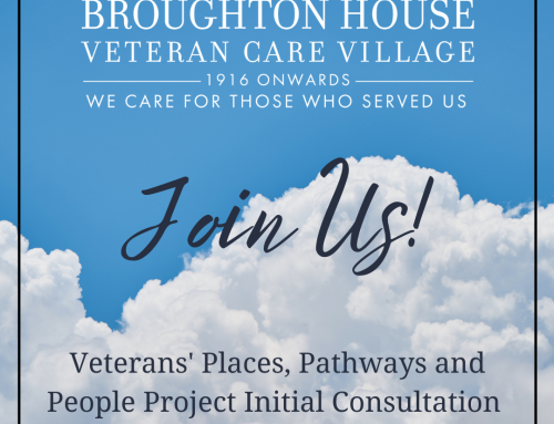 Veterans' Places, Pathways and People Project